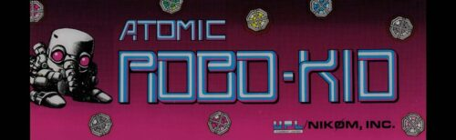 Atomic Robo-Kid Marquee