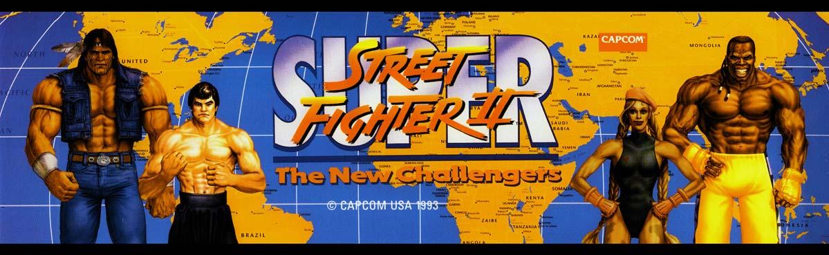 Resultado de imagem para street fighter ii the new challengers