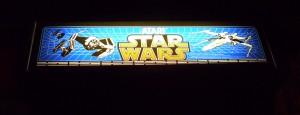 Star Wars Arcade Marquee