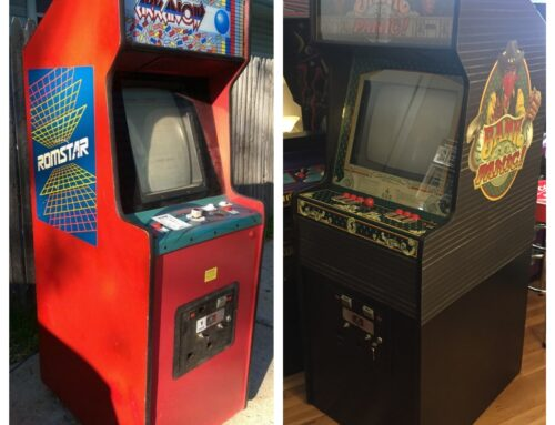 Ross's Bank Panic Arcade Restoration
