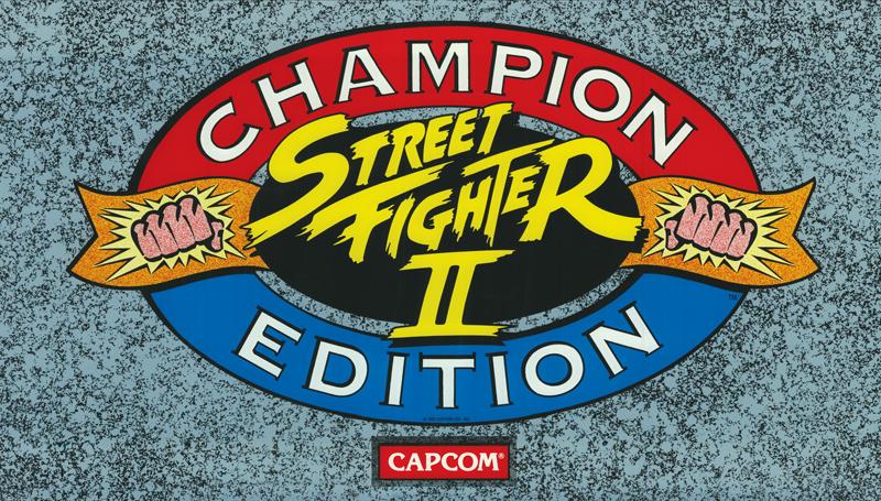Street Fighter Ii Championship Edition Dynamo Big Blue Arcade