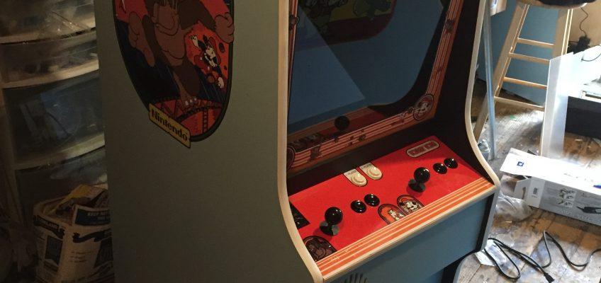 Nintendo Cabaret Arcade Game