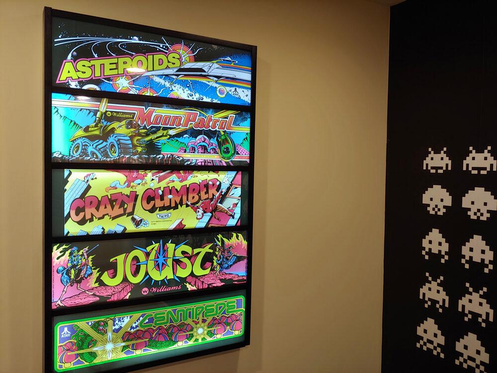 Light Boxes – Arcade Marquee Dot Com