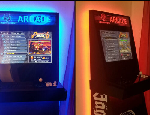 Jeromy's Jagermeister Arcade