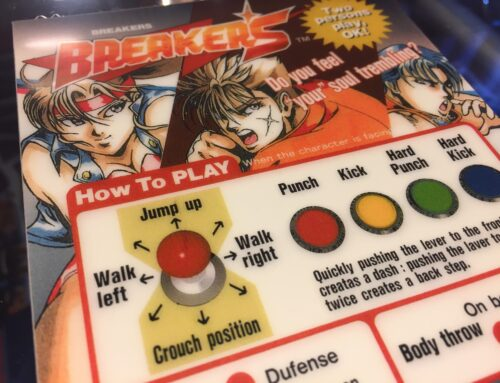 Breaker's Neo Geo Marquee