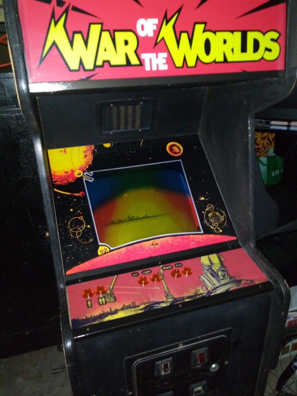 Arcade Marquee Dot Com – Largest selection of classic arcade