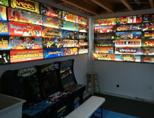 Nicolas's Game Room