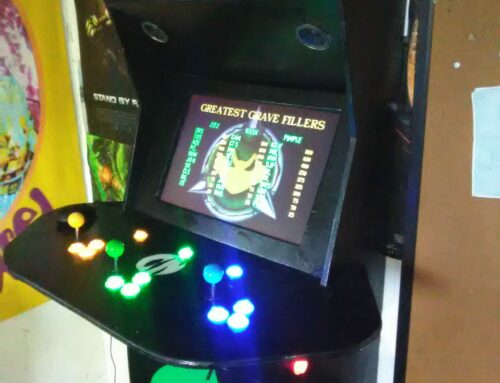 Cody's Custom Battle Toads Arcade