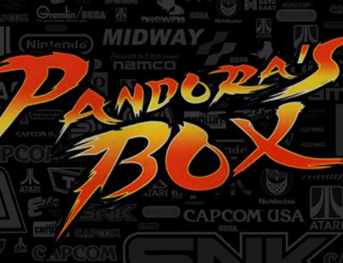 New Pandora's Box Arcade Marquee