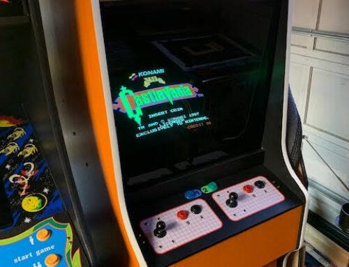 Vs Nintendo Castlevania Arcade