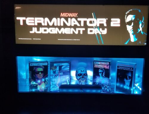 Terminator 2 Light Box